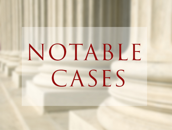 Notable-Cases